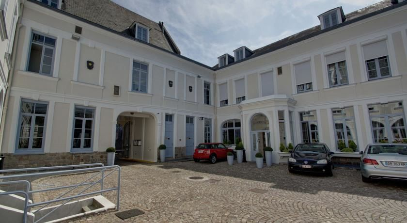 Najeti Hôtel de l'Univers *** - Cour