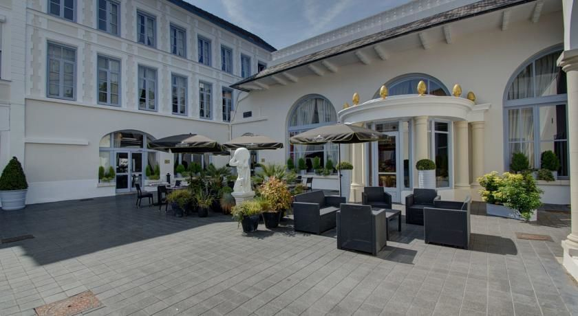 Najeti Hôtel de l'Univers *** - Terrasse