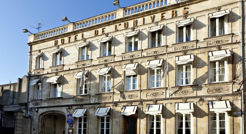 Najeti Hôtel de l'Univers *** - Façade 2
