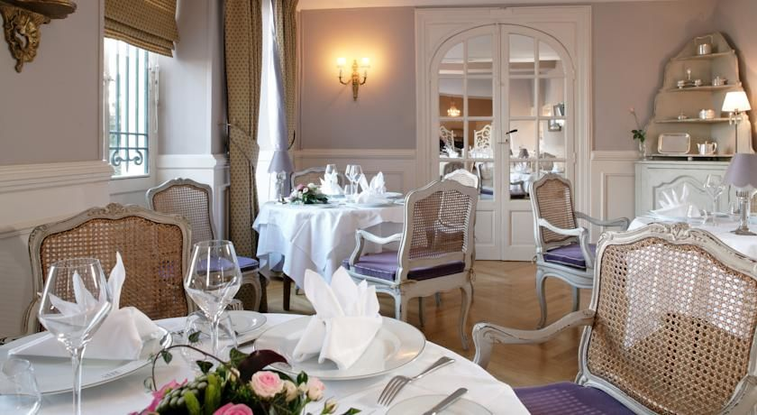 Najeti Hôtel de la Poste **** - Restaurant 22
