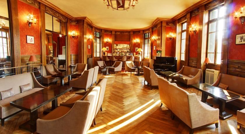 Najeti Hôtel de la Poste **** - Bar