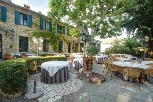 Najeti Hôtel la Magneraie **** - Terrasse 88