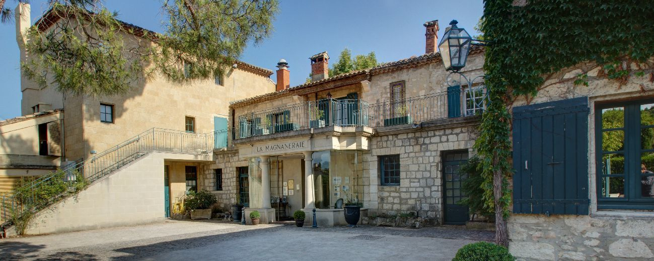 Najeti Hôtel la Magneraie **** - Façade