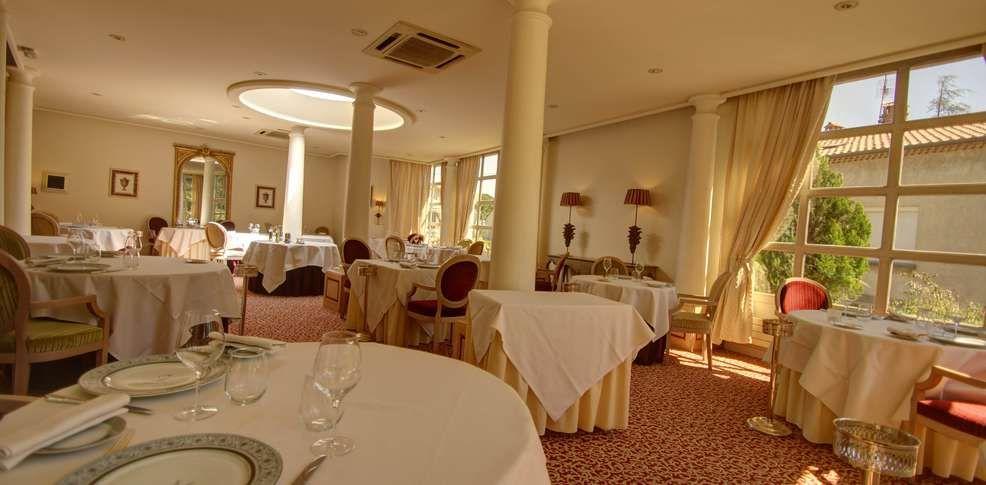 Najeti Hôtel la Magneraie **** - Restaurant