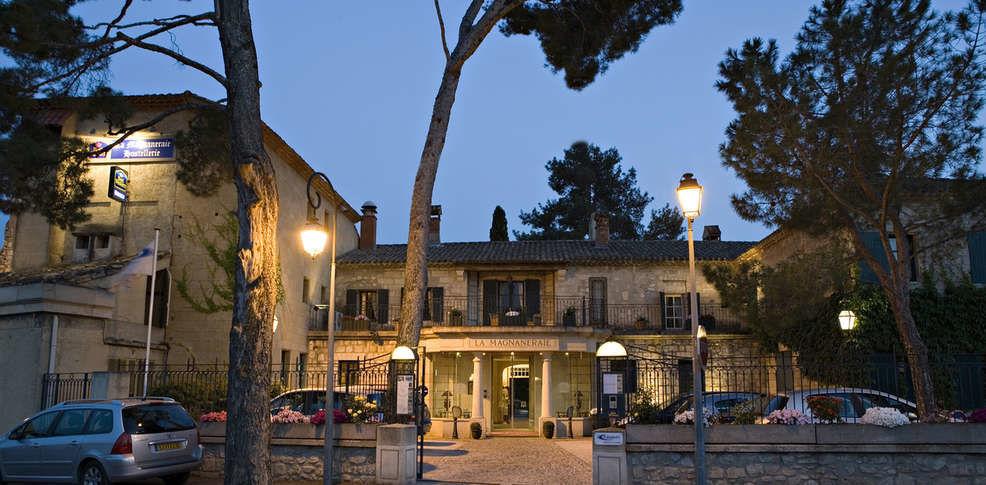 Najeti Hôtel la Magneraie **** - Entrée