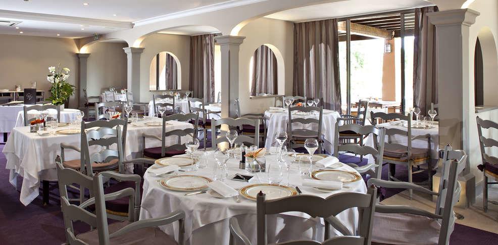 Najeti Golf Hôtel de Valescure **** - Restaurant 88