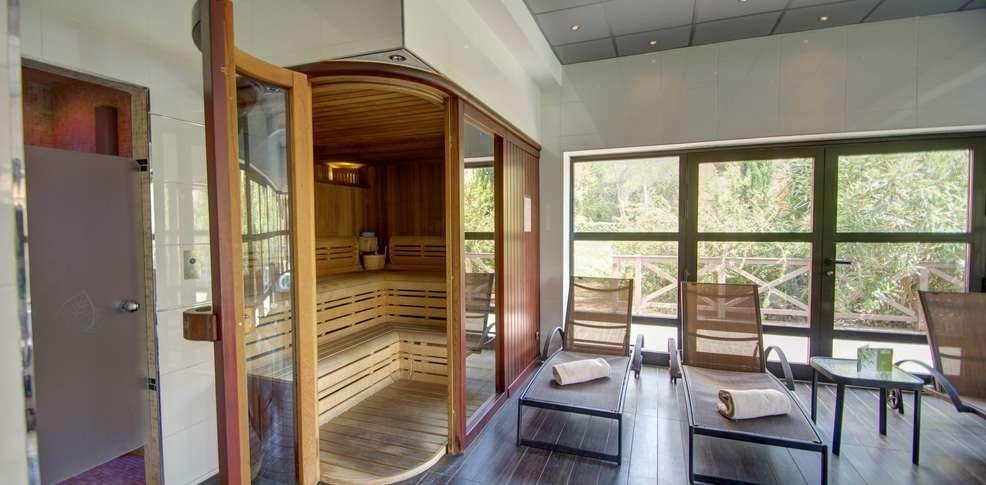 Najeti Golf Hôtel de Valescure **** - Sauna