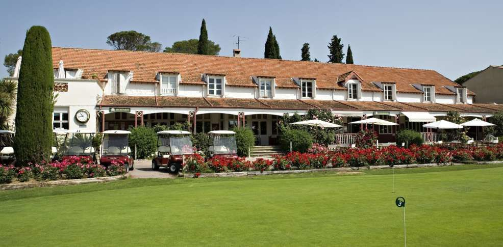 Najeti Golf Hôtel de Valescure **** - Hôtel