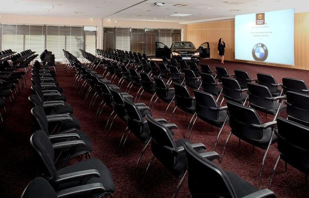Clarion Suite senart - Salle séminaire 2
