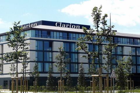 Clarion Suite senart - Façade