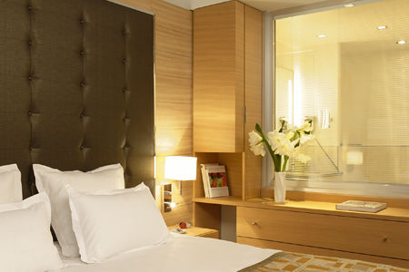 Relais et Spa Chessy Val d'Europe - Chambre 1