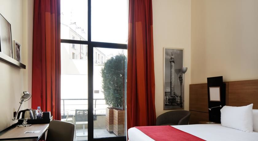 Courtyard by Marriott Paris Boulogne - Chambre