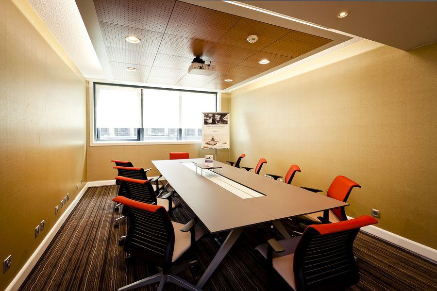 MERCURE Lyon Centre Saxe Lafayette  - Salle de réunion 2