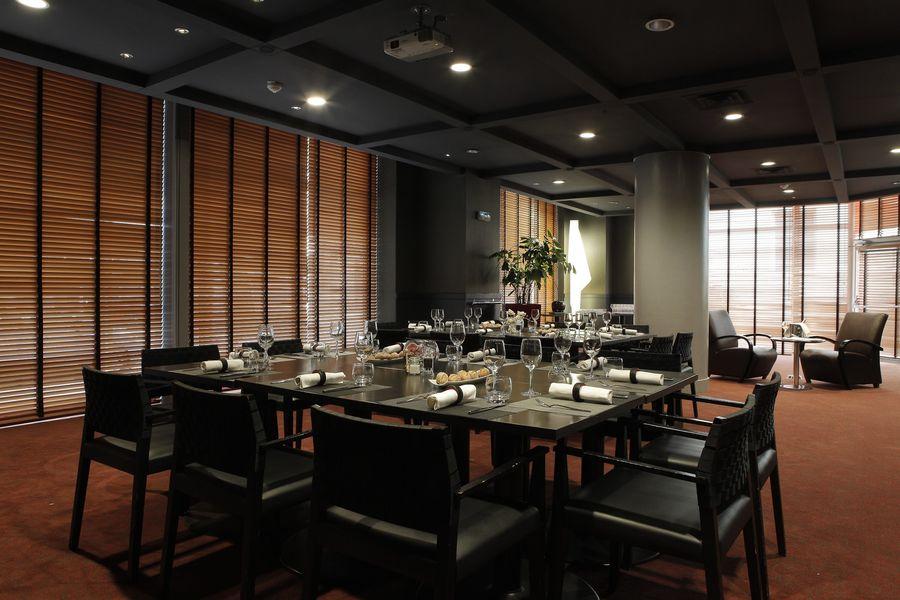 MERCURE Lyon Centre Saxe Lafayette - Salle de restaurant