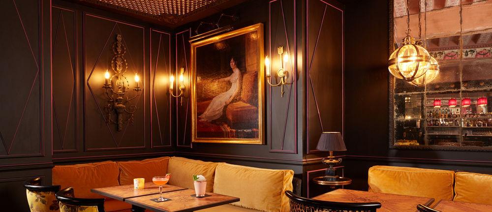Hôtel de JoBo - Salle de restaurant 2