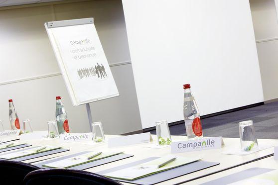 Salle séminaire  - Hôtel Campanile Paris Est - Porte de Bagnolet ***
