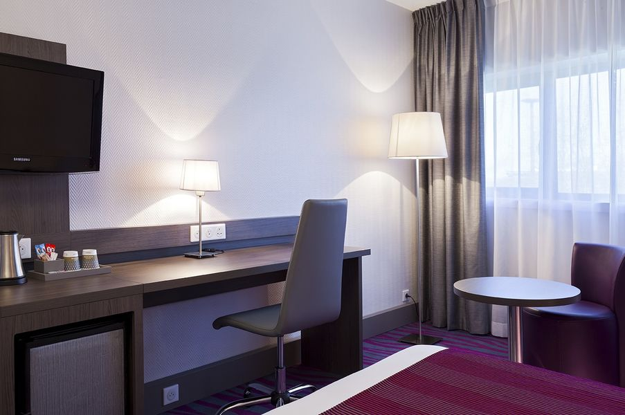 Mercure Paris la Villette - Chambre 2