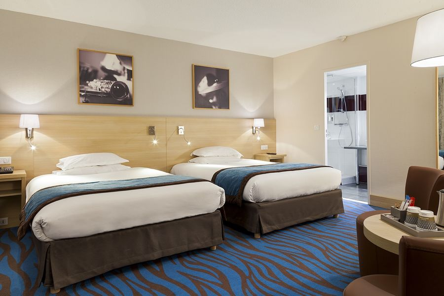 Mercure Paris la Villette - Chambre 3