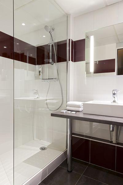 Mercure Paris la Villette - Salle de bain