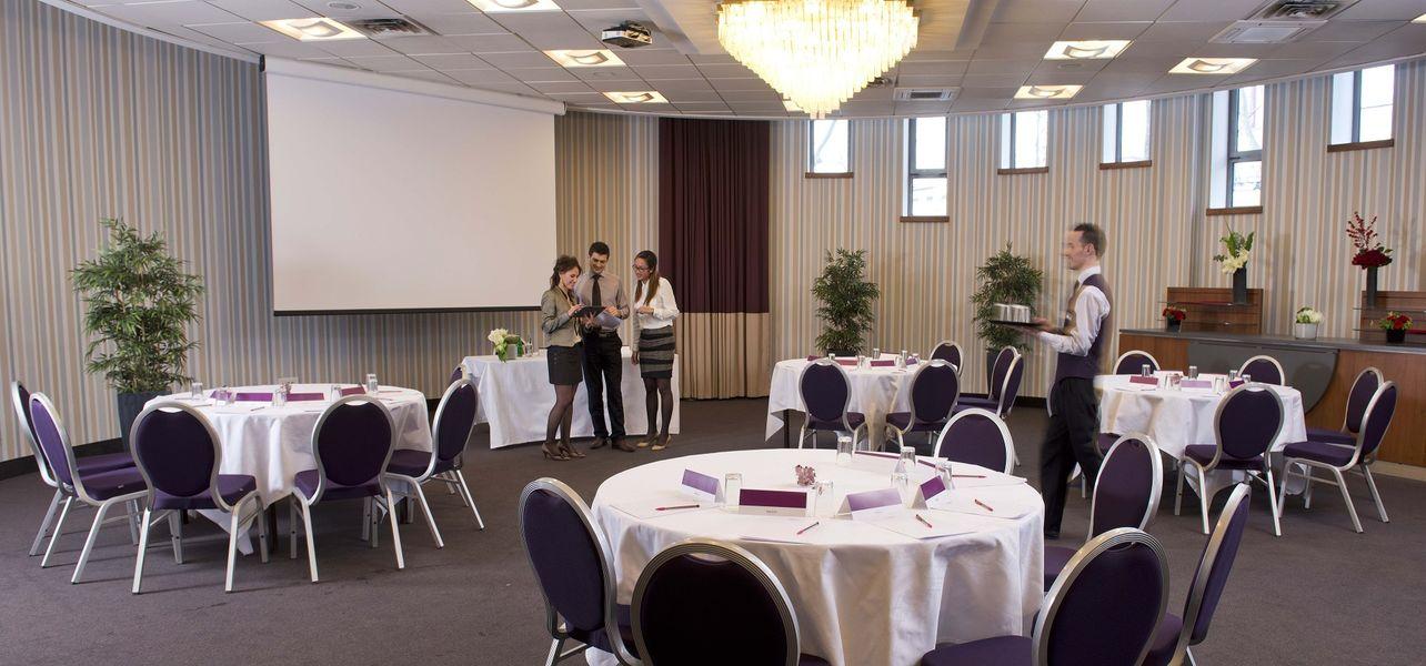 Mercure Paris la Villette - Salle de conférence