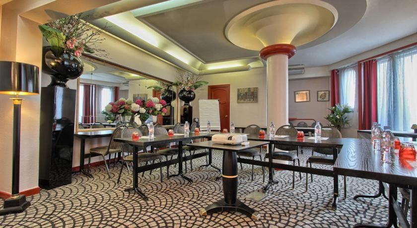 Hotel Best Western Trianon Rive Gauche - Salle de séminaire