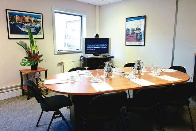Buro Club Paris Levallois  - Salle de réunion