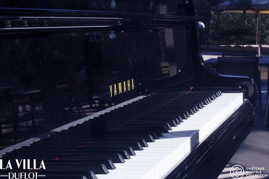 Villa Duflot - Piano