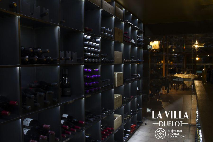 Villa Duflot - Cave à vin