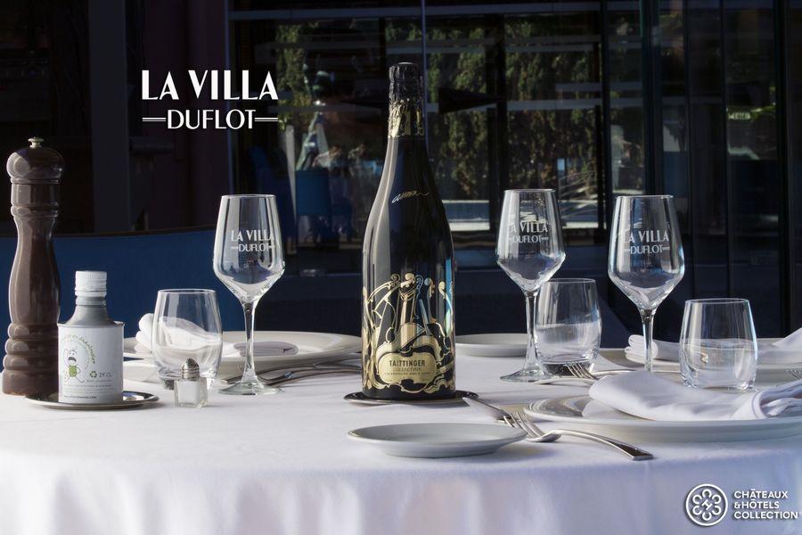 Villa Duflot - Champagne