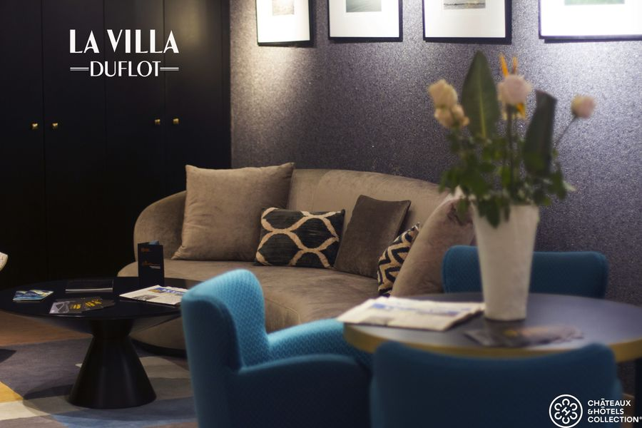 Villa Duflot - Lobby