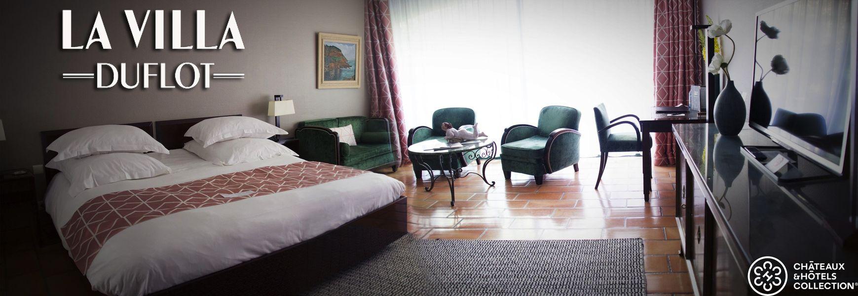 Villa Duflot - Chambre