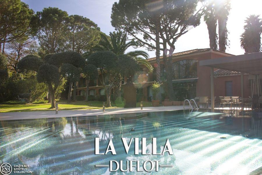 Villa Duflot - Piscine