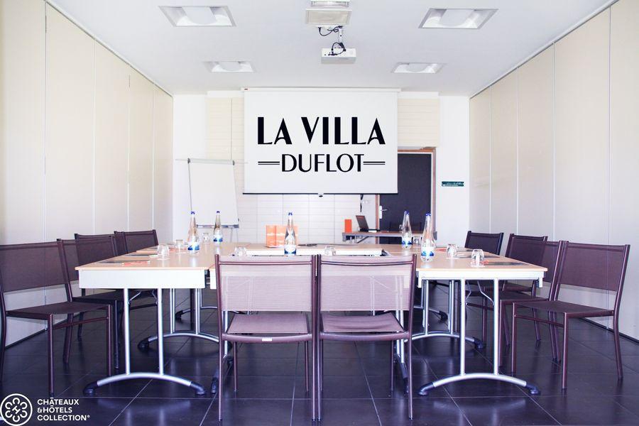 Villa Duflot - Espace séminaire