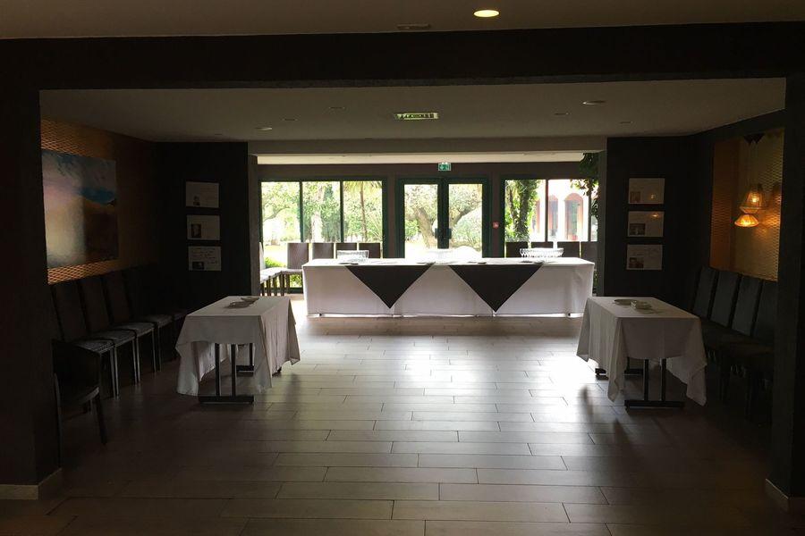Villa Duflot - Buffet