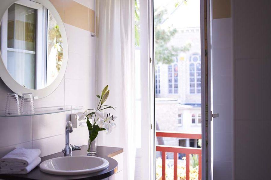 Le Saint-Christophe - Salle de bain