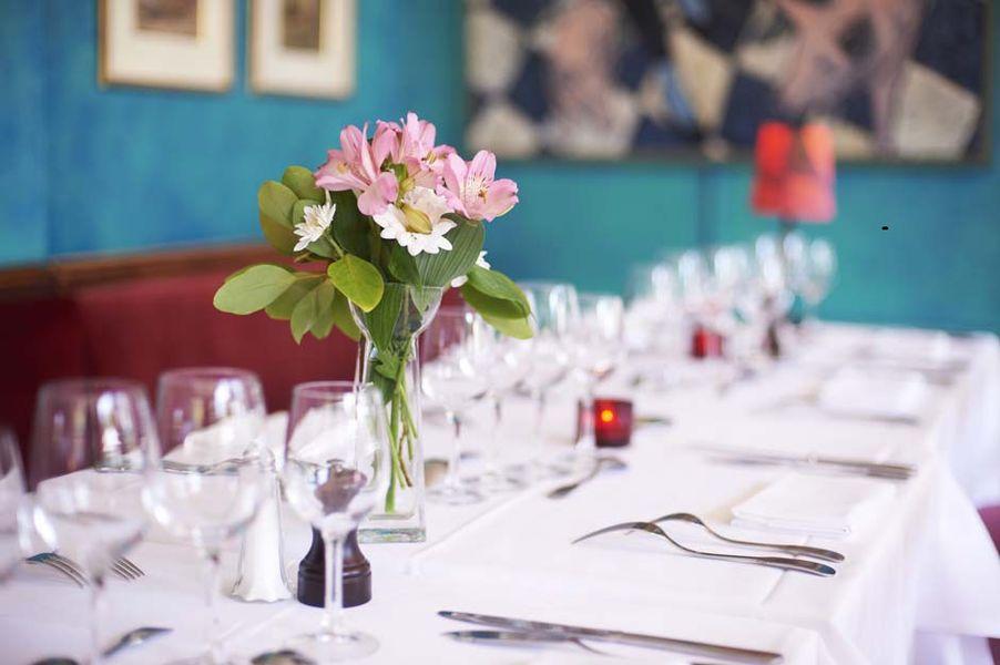 Le Saint-Christophe - Salle de restaurant 2