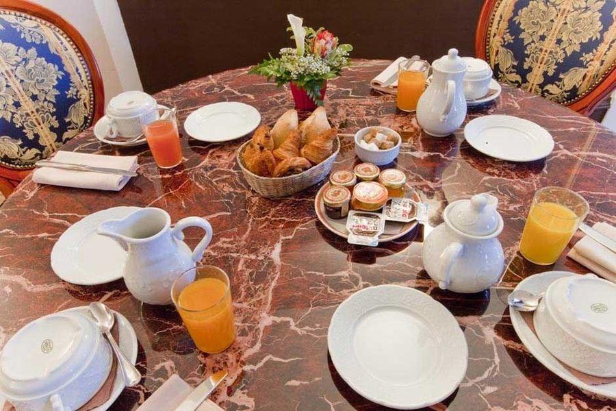 Domaine de la Colombière - Petit déjeuner