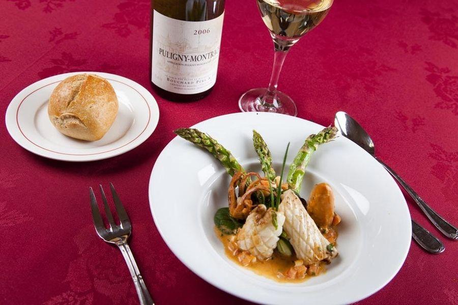 Domaine de la Colombière - Proposition culinaire