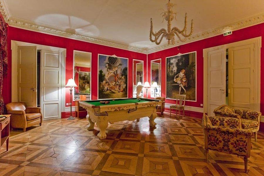 Domaine de la Colombière - Salon