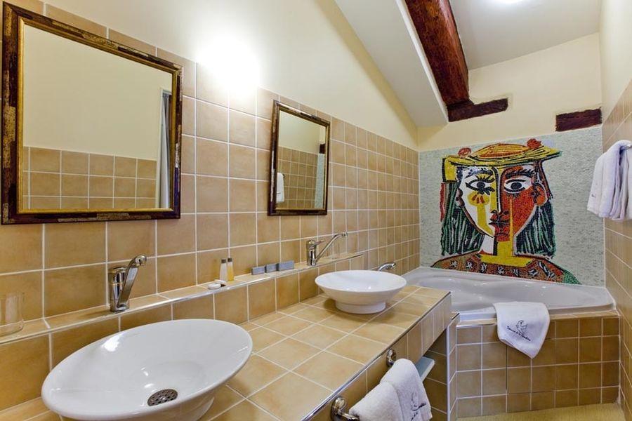 Domaine de la Colombière - Salle de bain