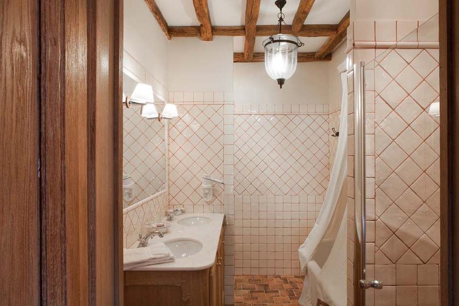 Château de Bourron - Salle de bain 2