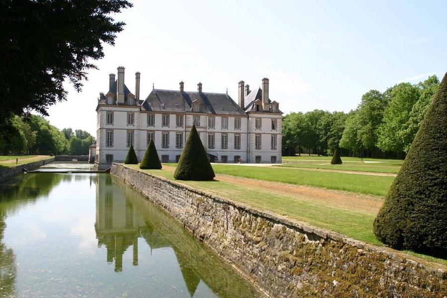 Château de Bourron - Façade 2
