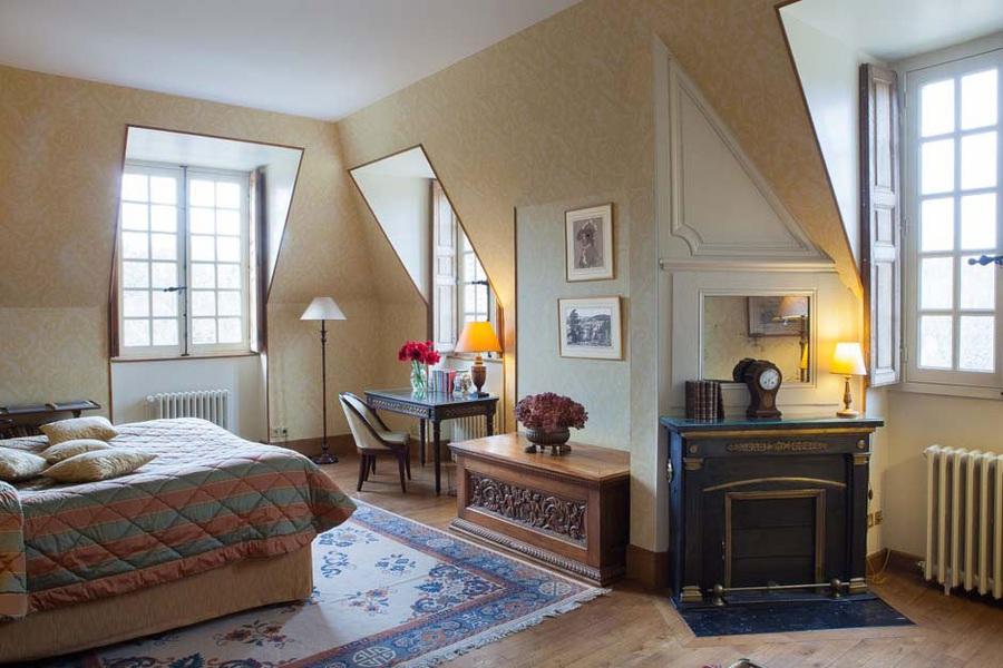 Château de Bourron - Chambre 2