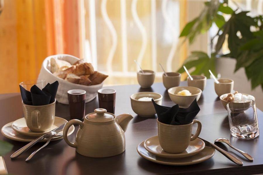 Auberge de Clochemerle - Petit déjeuner