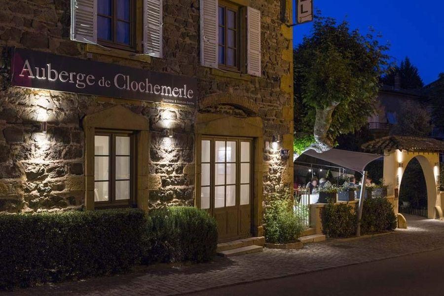 Auberge de Clochemerle - Façade 2