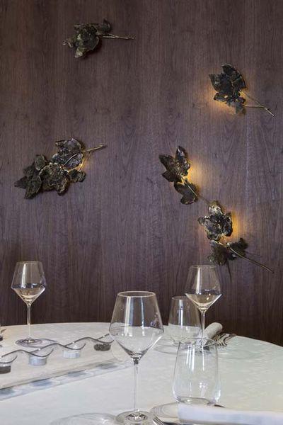 Auberge de Clochemerle - Salle de restaurant