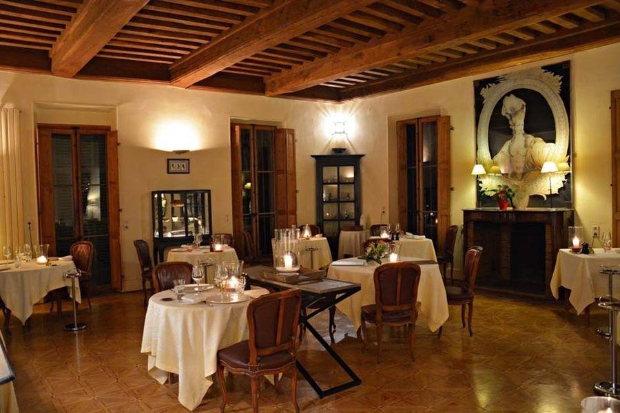 Relais de la Magdeleine - Salle de restaurant 3