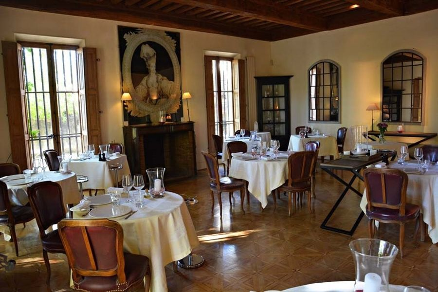 Relais de la Magdeleine - Salle de restaurant 2