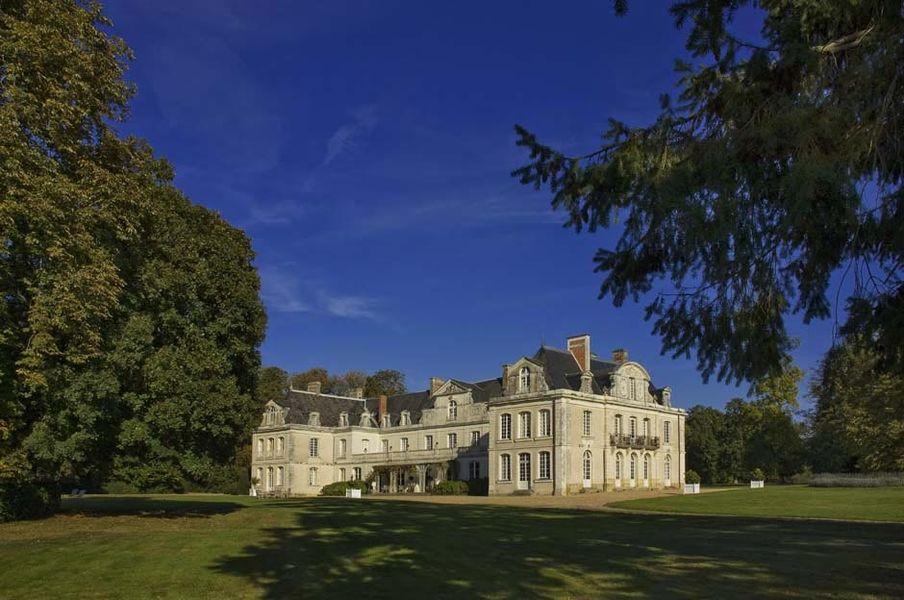 Château des Briottières - Façade