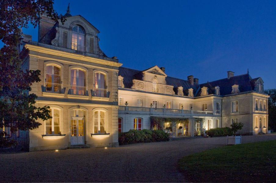 Château des Briottières - Façade 5